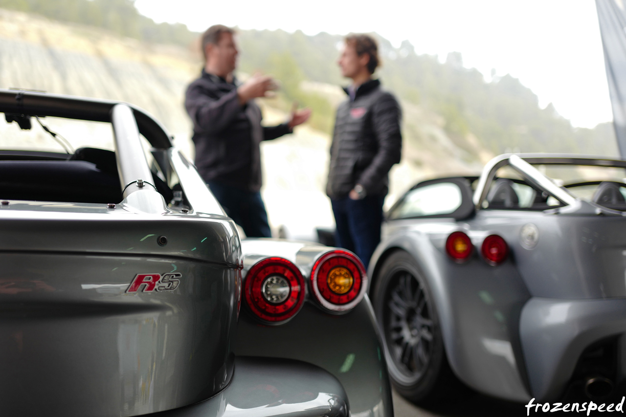 Donkervoort D8 Gto Rs At Castelloli